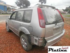 Sucata Nissan Xtrail 2007 Para Retirada De Peças