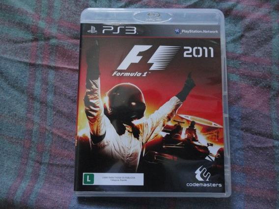 Fórmula 1 2011 Para Playstation 3