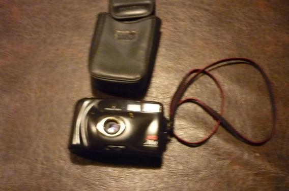 Máquina Fotográfica Marca Praktica Modelo Md M40 Autoflash