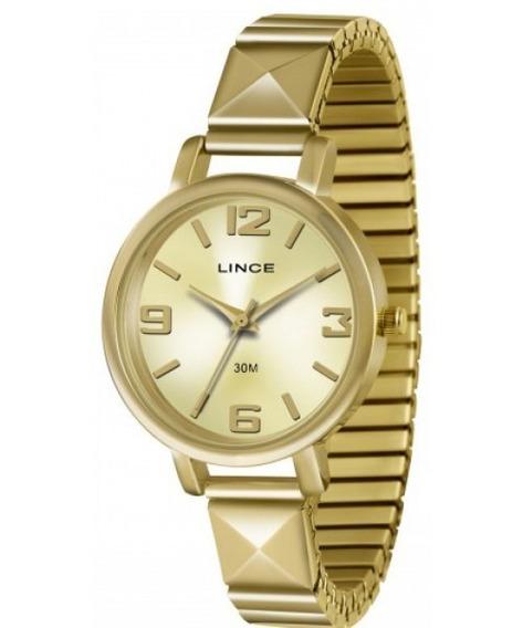 Relógio Feminino Lince Fashion Lrgl005lc2kx Novo