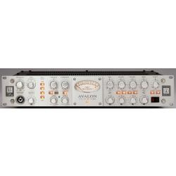 Avalon 737 Sp Pre Amplificador Eq & Tube Comp..