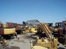 Desmantelamos Excavadoras Varias Marcas Cat, John Deere Case