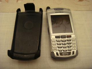 Celular Nextel Blackberry 7100i Belt Clip Retirada De Peças