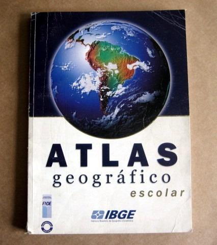 Atlas Geográfico Escolar - Ibge