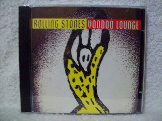 Cd Original Rolling Stones- Voodoo Lounge