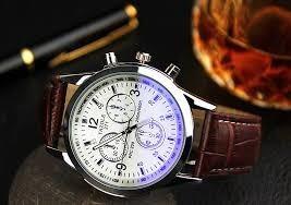 Fashion Luxury Relógio Original