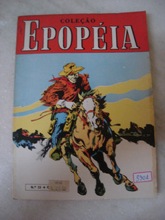 #3901# Revista Gibi Hq Faroeste Epopéia Tri Nº19