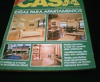 Revistas Casa Cláudia - Decoração - Complete Sua Coleção