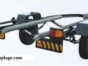 Carreta P/ Jet Sky Pintada Ou Galvanizada - Reboque