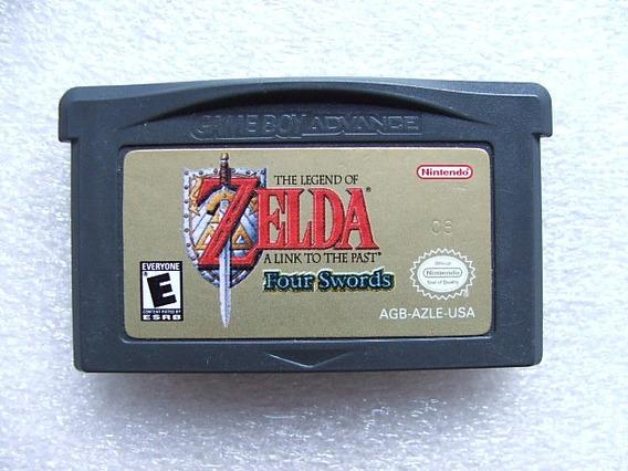 Zelda Link To The Past Four Swords Rpg Original Americano!!