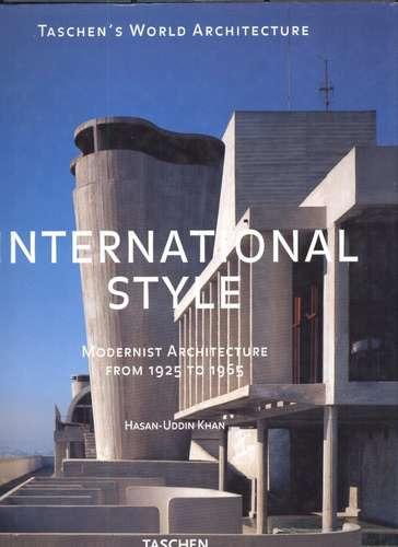 Livro Hasan Udin Khan International Style 1925-65 Taschen 98