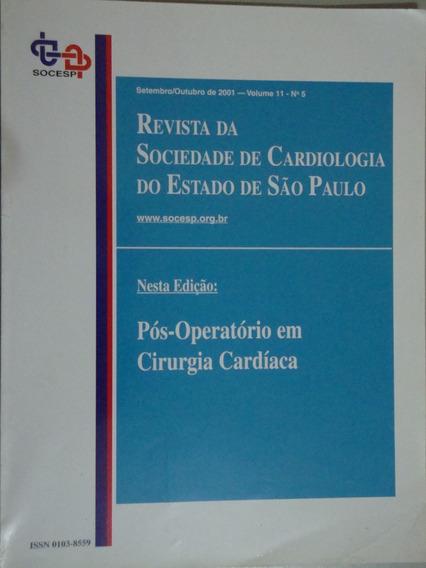 Livro Pós-operatório Em Cirurgia Cardíaca Nº 5/2011