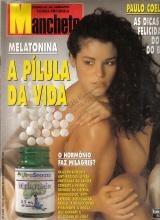 Manchete 2268 * Fillardis * Paulo Coelho * Zélia Duncan