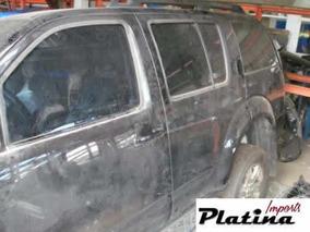 Sucata Nissan Pathfinder 08 Para Retirada De Peças