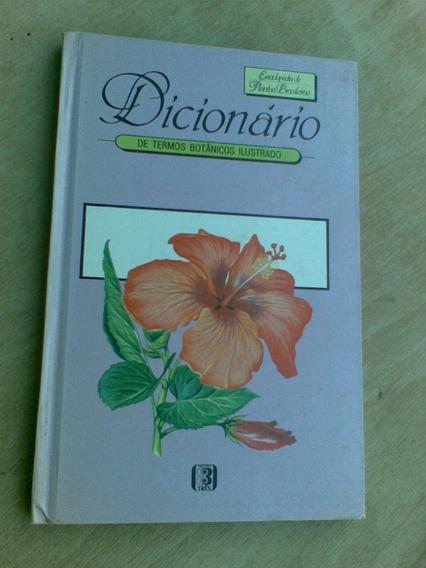 Livro - Dicionário De Termos Botânicos Ilustrado