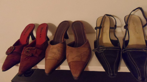 Zapatos/zuecos Invierno Numero 36