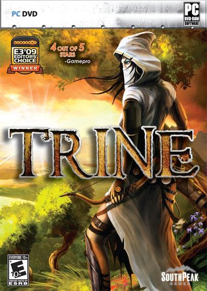 Trine Pc Game Promoção Lacrado Original