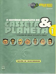História Completa Casseta & Planeta 01 - Bonellihq Cx363 G18