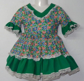 Vestido De Huasa Talla 2