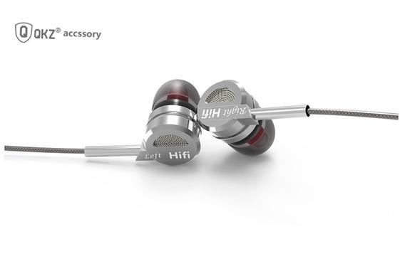 Fone In Ear Hi Fi 2.0 Metal Sound Cromado