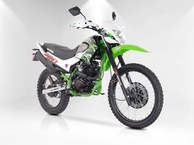Moto Carabela Route 200 C.c. / Todo Terreno
