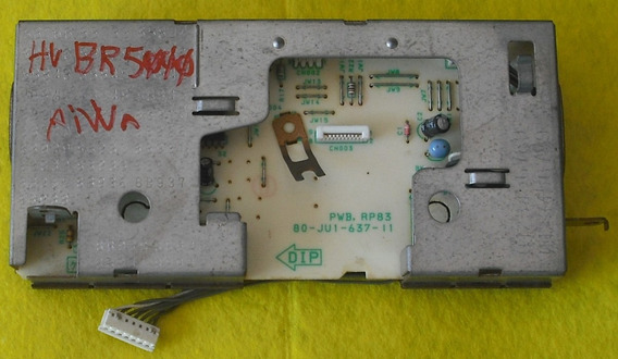 Módulo Amplificador De Cabeças Video Cassete Aiwa Br5000