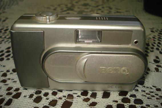 Câmera Benq Dc 25 ( Não Funcionando)