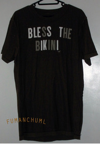 Camiseta Hollister Bless The Bikini M. Original