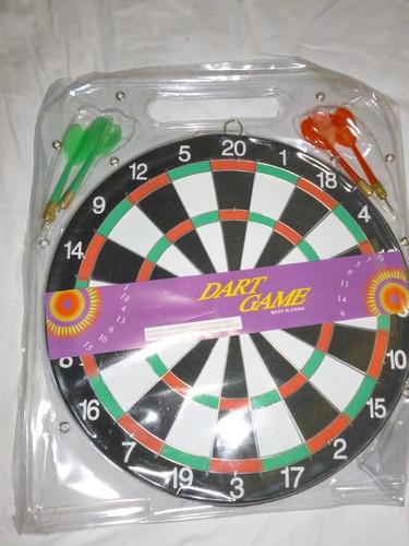 Juego De Tiro Al Blanco Dart Game + 4 Dardos