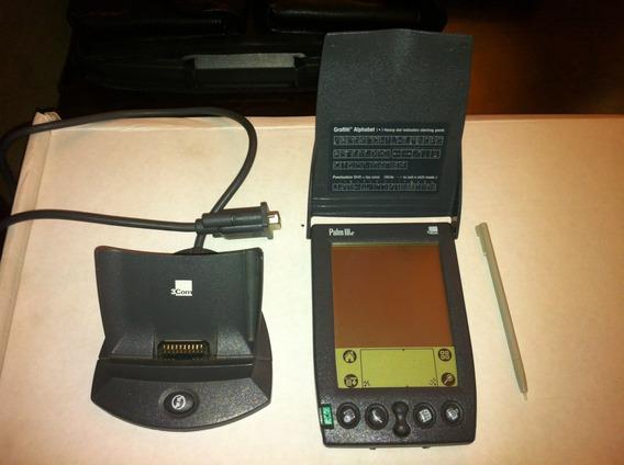 Palm Iiie 3com -kit Vários Acessórios- Atentar P/ Descrição