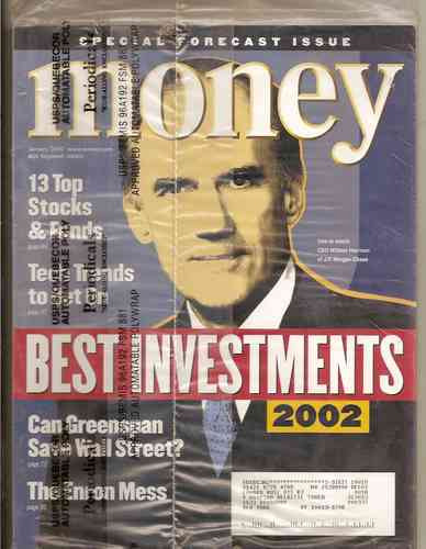 Money - Best Investments 2002