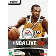Game Pc Nba Live 08 - Dvd-rom