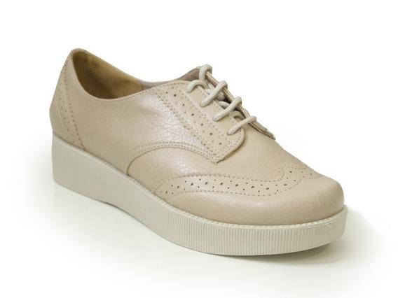 Sapato Dijean Floater Areia N° 37