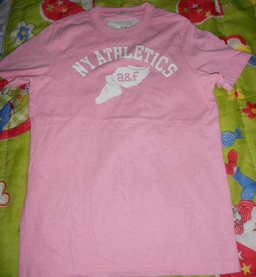 Camisas Tees Abercrombie Kids Infantil