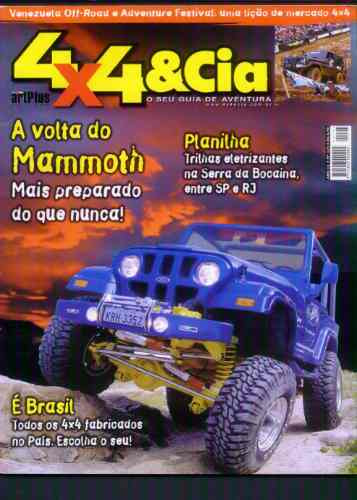 4x4&cia. N. 125 - 2003