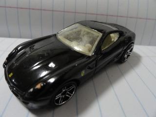 Hot Wheels Ferrari 599 Gtb Fiorano *