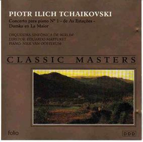 Tchaikovski - Classic Masters