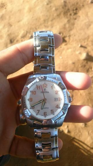 Relógio Festina Original Usado Mais Em Perfeito Estado