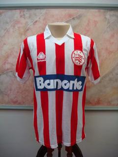 Camisa Futebol Náutico Recife Pe Malhas Campeã Jogo 643
