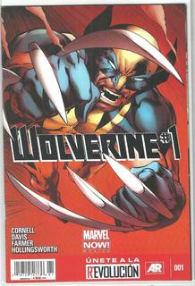 Wolverine 1,2,3,4,5,6,7,8,9,10,11 Y 12. Español (2013-2014).