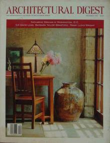 Revista Architectural Digest December 1994