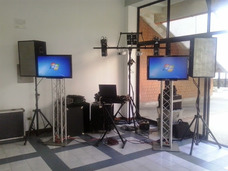 Alquiler De Sonido Profesional, Iluminacion, Tarimas, Dj Etc
