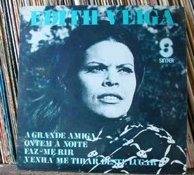Edith Veiga - Cpd Vinil Sinter 1973