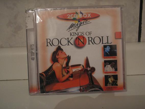 Cd(2) Vários - Magic Kings Of Rock