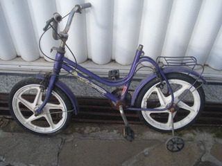 Bicicleta Brisa Monark Aro 16