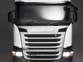 Scania G 400 Cb 8x4 2018 Ant.$333.300 Y Saldo En Cuotas En $