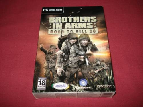 Game Pc Brothers In Arms Road To Hill 30