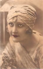 16e7bbc319472 Postal Antigo Belas Mulheres Francesas Anos 20 - Coleções e Comics ...