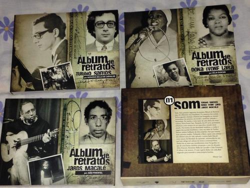Album Retratos Ivone Lara Turibio Santos Jards Macale $49,98