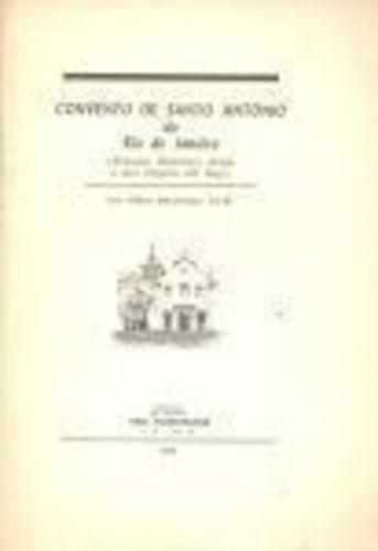 Convento De Santo Antonio Do Rio De Janeiro